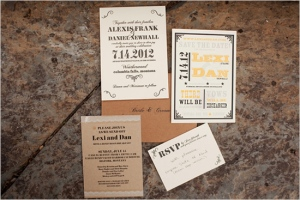 yellowandbrownweddinginvites
